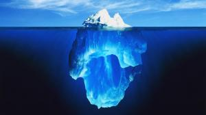 glacier_iceberg_under_water